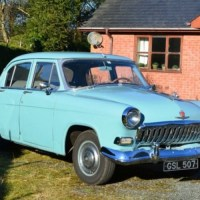 The First Volga