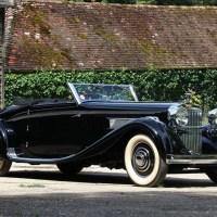 Hispano-Suiza K6 Cabriolet