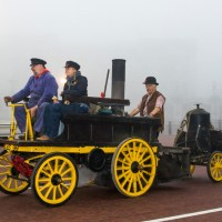 Salvesen Steam Cart