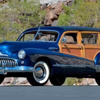 1948 Buick Super Estate Wagon