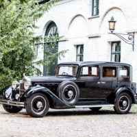 Five Pre-War Sedans from Bonhams