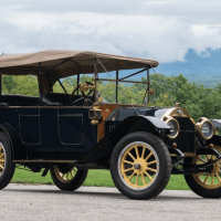 1912 Everitt Touring
