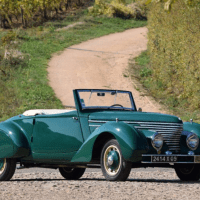 Citroen Traction Avant 11BL Cabriolet