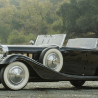 Hispano-Suiza J12 Dual Cowl