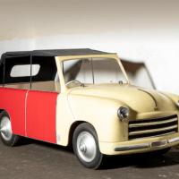 FAM Cabriolet Prototype