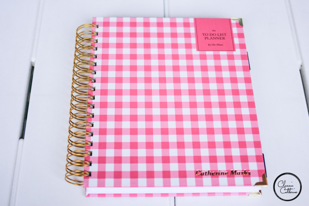 Planner Review and How-To: Introducing the She Plans To-Do List Planner!