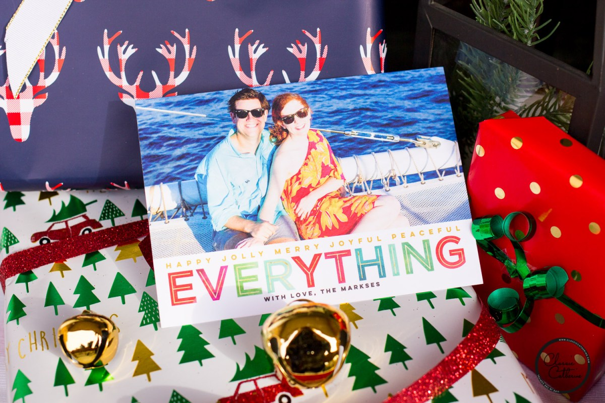 Gift Wrapping, Christmas Cards, and a Great Gift Idea from LouLou