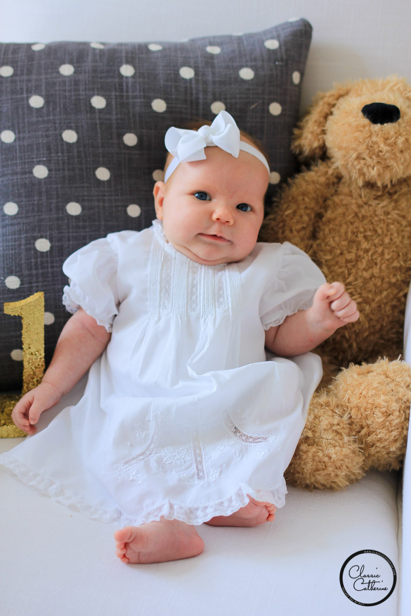 Victoria's First Month