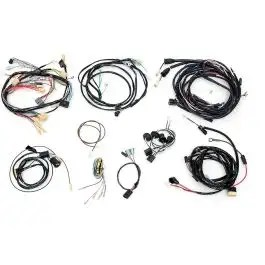 Chevy Alternator Conversion Wiring Harness Kit, Nomad V8