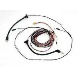 Chevy Taillight Wiring Harness, Bel Air & 210 4-Door