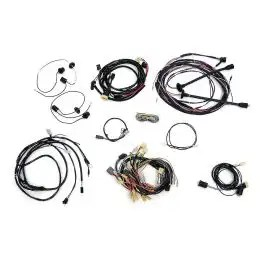 Chevy Wiring Harness Kit, Factory Style, 1957