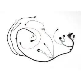 Full Size Chevy Engine & Starter Wiring Harness, For Cars