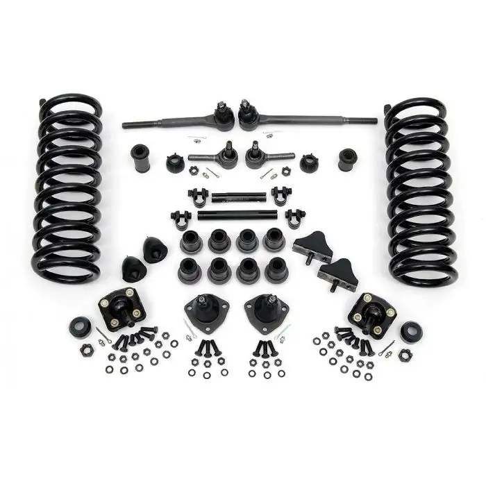 Chevy Front End Rebuild Kit, With Original Power Steering