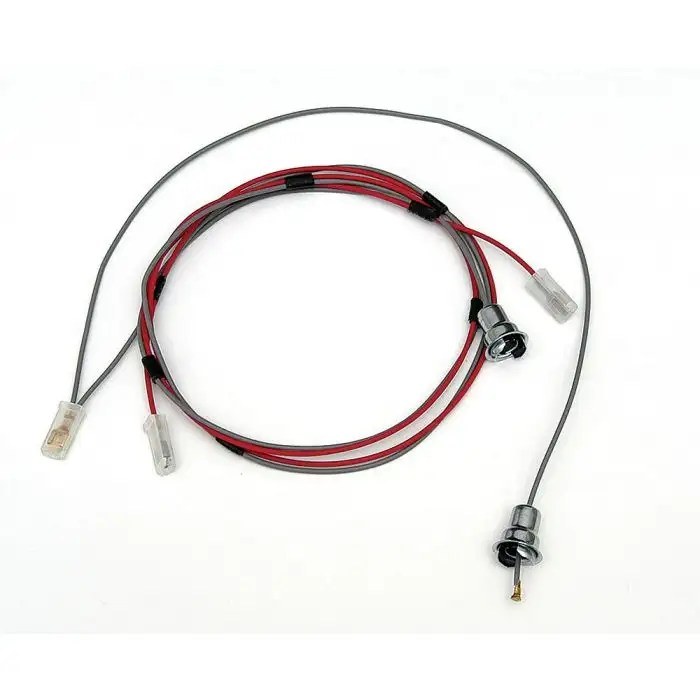 Full Size Chevy Dash Clock Wiring Harness, 1959-1960