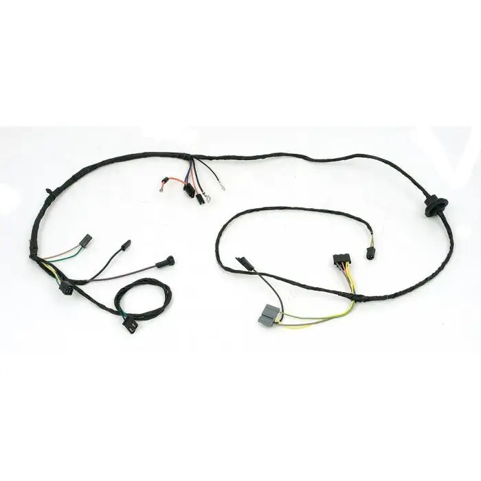 1968 Chevelle Air Conditioning Wiring Harness