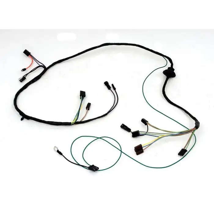 Chevelle Air Conditioning Wiring Harness, 1970
