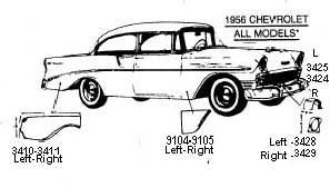 1957 Ford Custom 300 Wiring Diagram, 1957, Free Engine