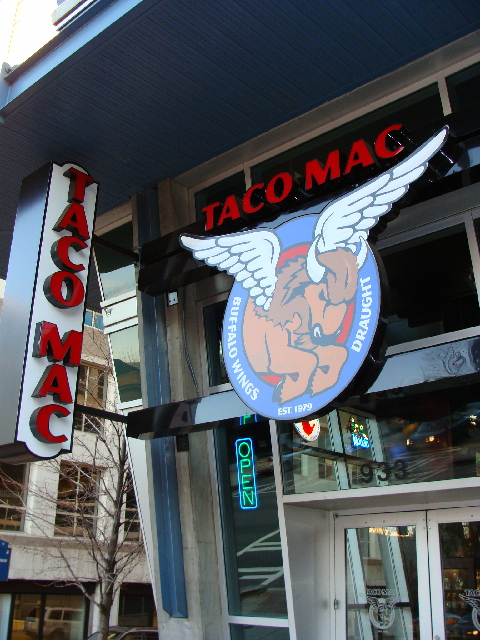 The story of the Taco Mac chain  great beer food and