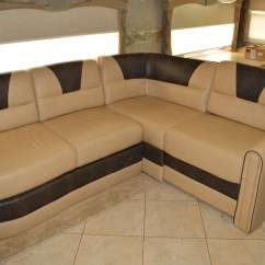 Rv Couch And Chair Covers Velvet Dining Chairs Canada Villa Sofas Renovations By Classic Coach Works