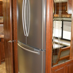 Motion Sofas Kasala Leather Sofa Refrigerators - Rv Renovations By Classic Coach Works
