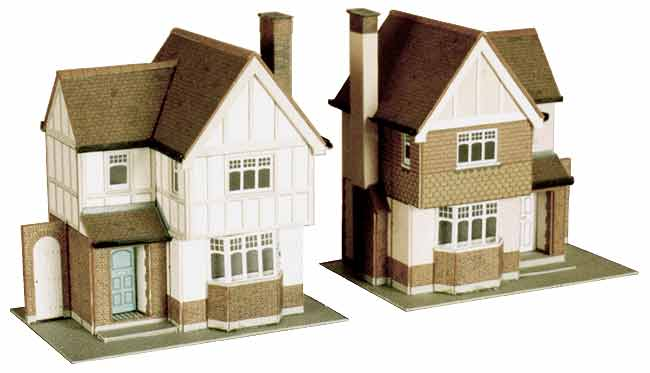 superquick B23 two houses kit