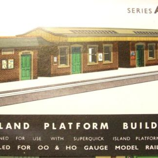 Superquick island Platform