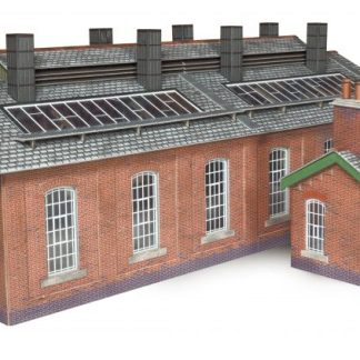 PO313, 00 scale, Double Track Engine Shed
