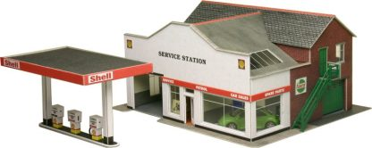 Metcalfe service station