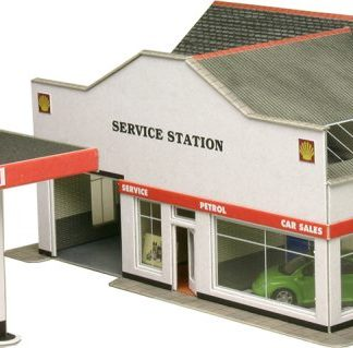 Metcalfe service station