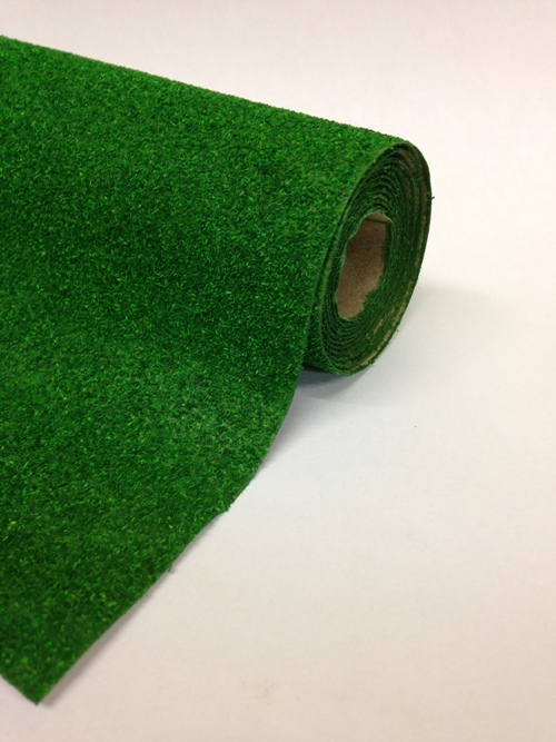 Javis 1200mm x 600mm or 300mm Landscape Mat, dark green No.12
