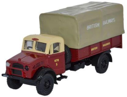 Bedford 3 Ton. British Rail.
