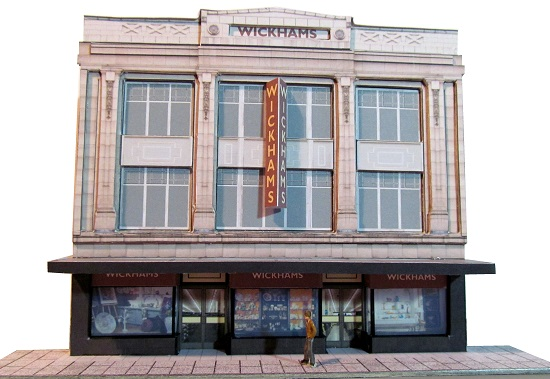 Classic Departmrnt store