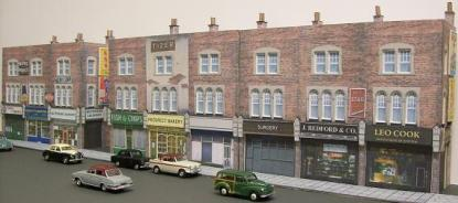 Model railway building from Classic Collect