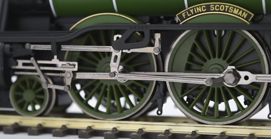 Hornby Railroad Flying Scotsman