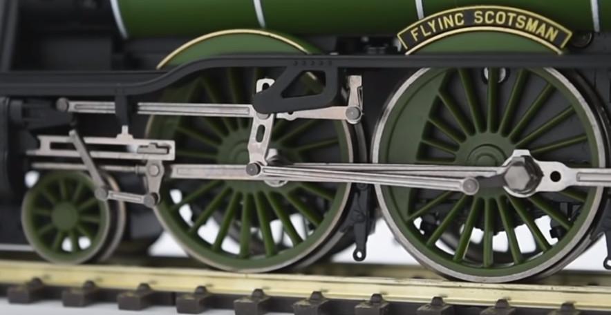 Hornby Railroad Flying Scotsman