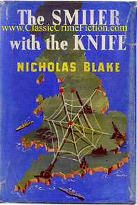 Image result for the smiler with the knife nicholas blake