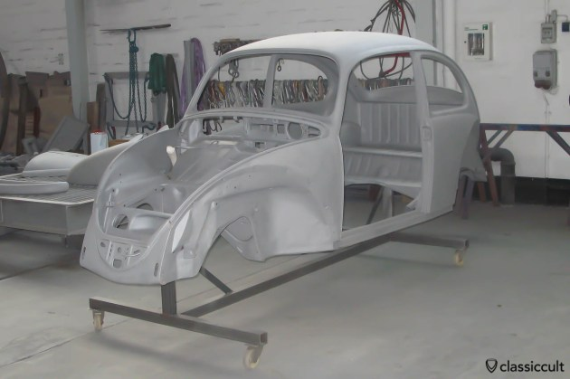 VW Beetle Body Parts
