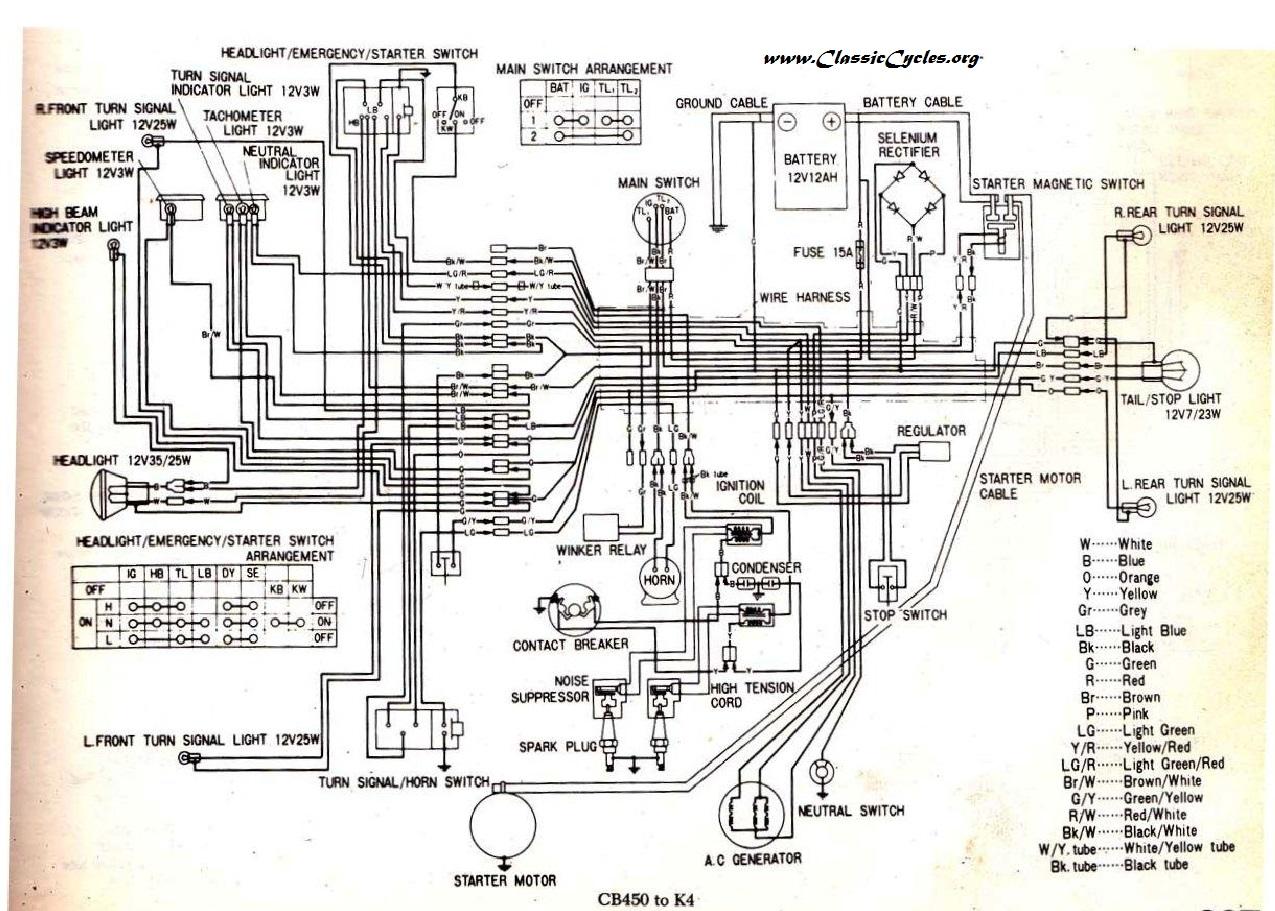 1983 Honda Nighthawk Wiring Harness Diagram Download Motorcycle Manuals