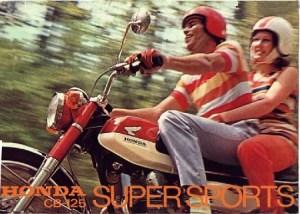 Honda Motorcycle Manuals 1950 to 1980