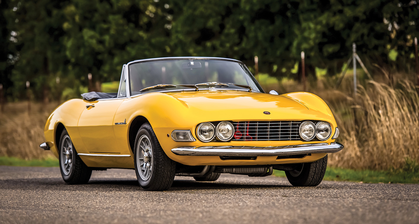 If You Want To Drive A Ferrari Buy A Fiat Dino Classic Driver Magazine