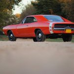 1969 Dodge Charger Rt 440 Magnum Classic Driver Market