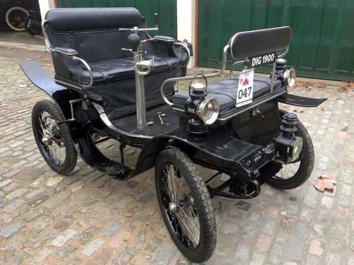 1900 De Dion Bouton Classic Driver Market