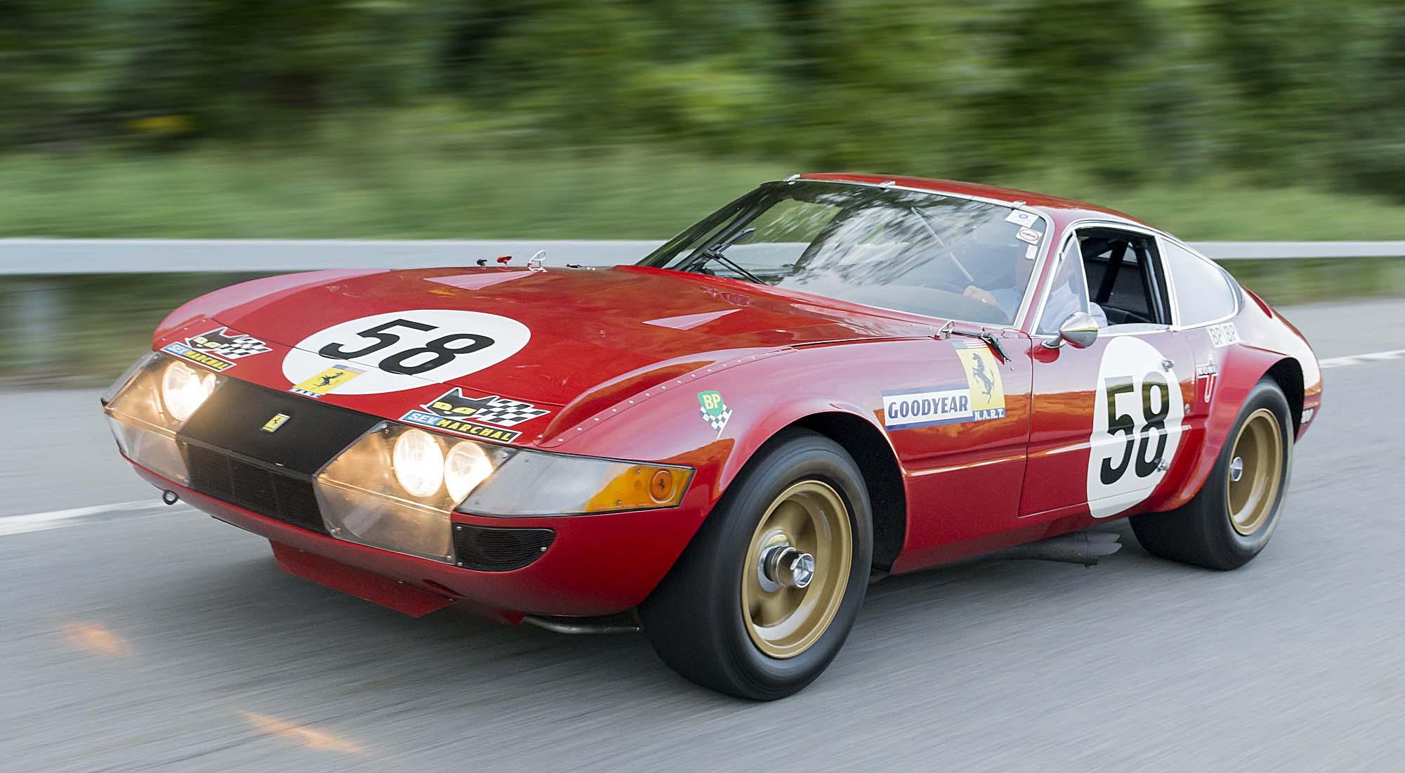 1969 Ferrari 365 Gtb 4 Daytona N A R T Competizione