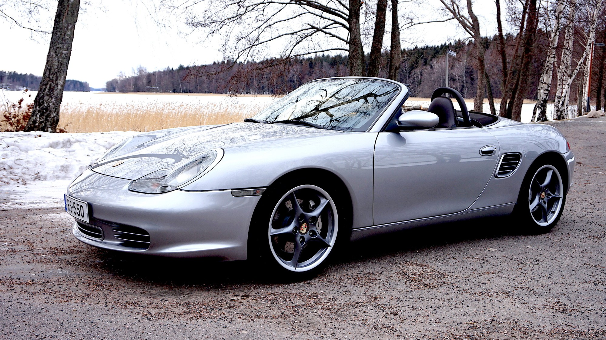 hight resolution of 2004 porsche boxster 3 2 s 550 spyder special edition classic driver market