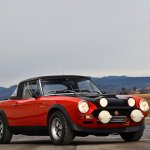 1973 Fiat 124 Csa Abarth Rally Classic Driver Market