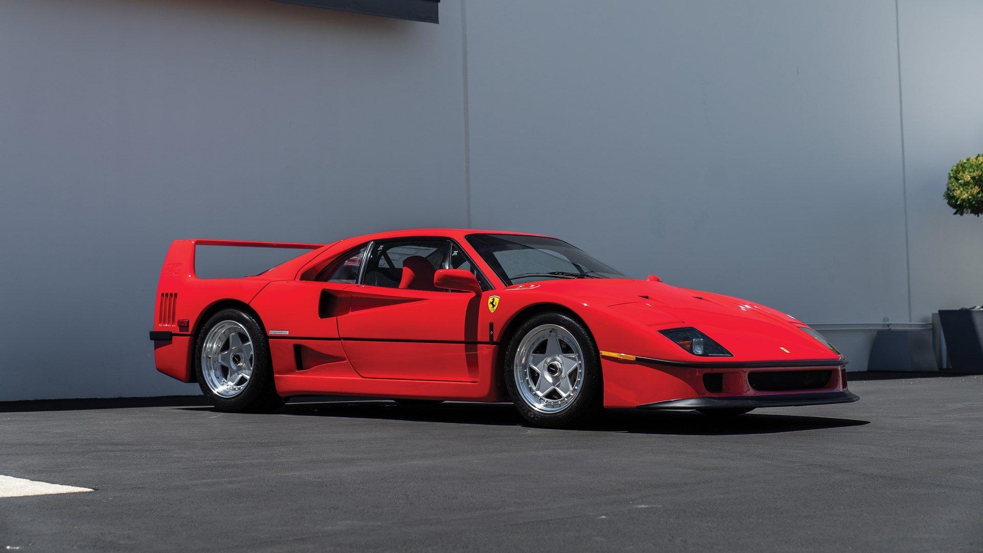 1991 ferrari f40 classic