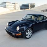 1994 Porsche 911 964 Carrera 4 Widebody 5 Speed Manual Classic Driver Market