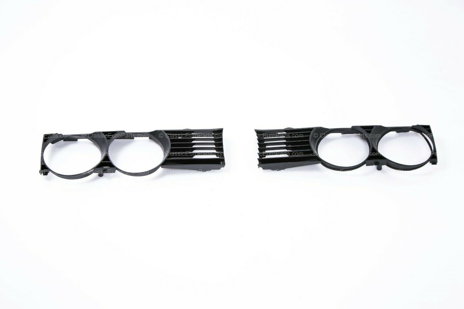 Euro Headlight Grill Set For E32 With 6 Cylinder Engine