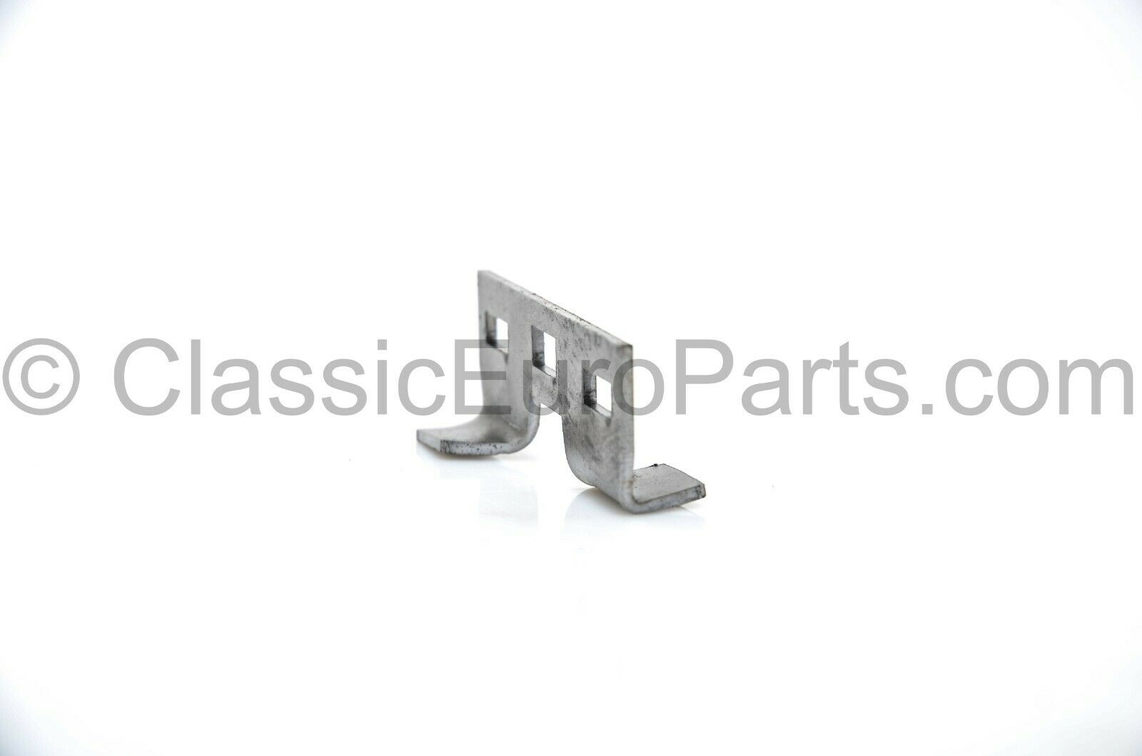 Throttle pedal to floor rust repair bracket for E30 Late