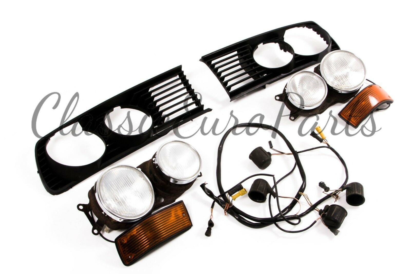 hight resolution of bmw e28 headlights